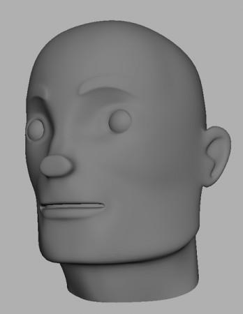 Round-Spaceman-Head-3-Quarters