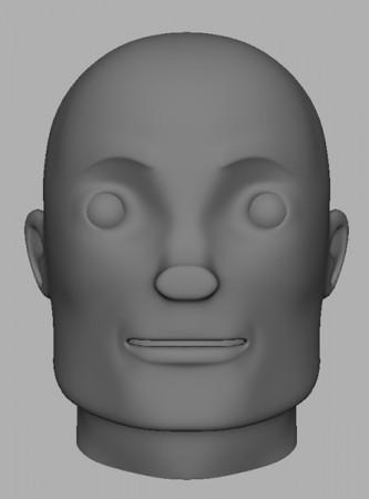Round-Spaceman-Head-Front